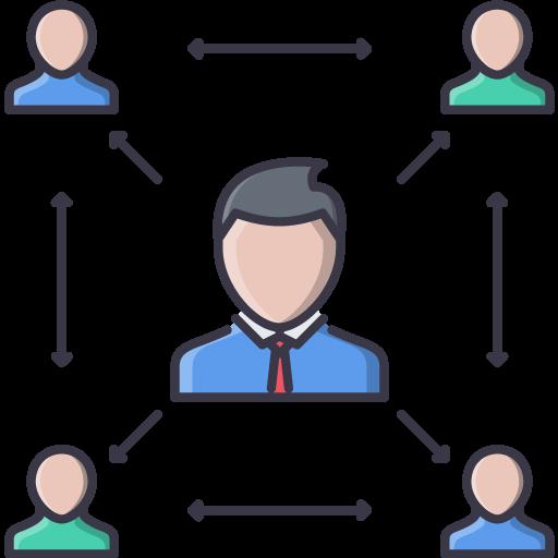 Μεγάλο δίκτυο συνεργατών